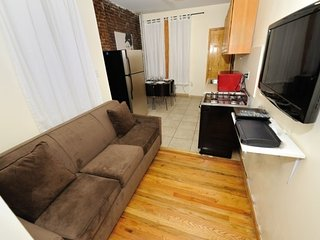 Times Square + Broadway just 2 blocks from this 2 Bed 1 Bath in Midtown West!