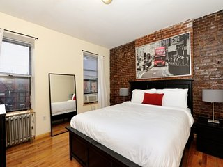 Midtown 2 Bed just steps away from Times Square + Broadway + Penn Station....