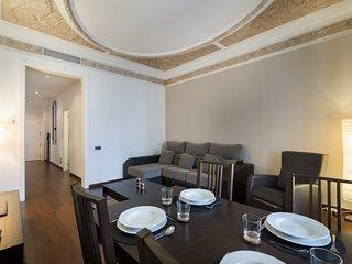 Maravilloso apartamento de 2 dormitorios en el centro de Barcelona
