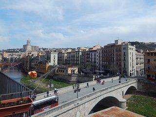 Girona apartamento moderno con vistas al río 3, La Vall d'en Bas
