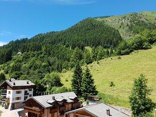 Appartamento vista monti