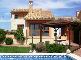 LF173 3 Bed Detached Villa with Private Pool