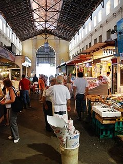 Main market at 5 min walk