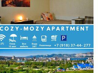 Cozy-Mozy Apartment возле Малой Земли