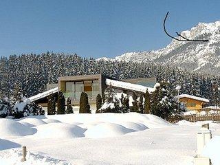 Familienurlaub  Wanderurlaub  Skiurlaub / Ferienwohnung Penthouse bei Kufstein