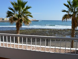 Apartment in Playa de Arinaga first line sea