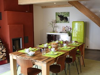Agritourism - welcome to our organic farm with three charming guestrooms, Onnens