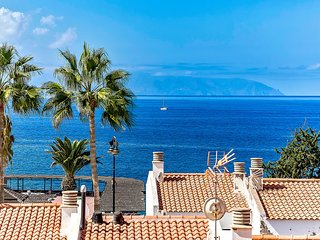 APARTAMENT WITH SEA VIEW,100METERS FROM SEA,WIFI, Acantilado de los Gigantes
