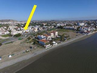 Beach View apartment, Oroklini