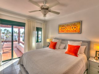 Neat 2 Bedroom Apartment next to the Beach S-I401, Bavaro