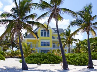 Cayman Beach House - Private White Sand Beach - 3, 4 or 5 Bedrooms!, East End
