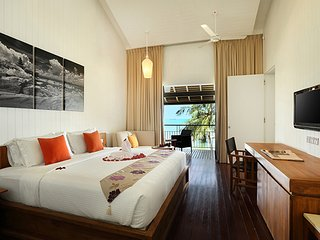 Deluxe Sea View Room @Turi Beach Resort, Nongsa
