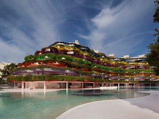 LAS BOAS LUXURY 2 BEDROOM, MARINA BOTAFOCH NEXT TO PACHA, LIO, CASINO!