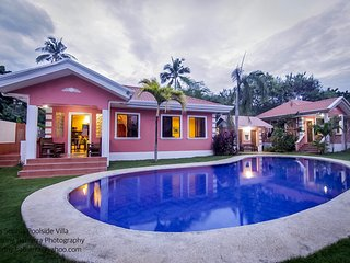 Casa Sophia Poolside Villa near Alona Beach