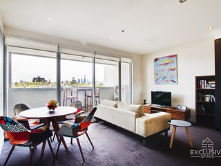 Exclusive Stays: SXY - 2 Bed 1 Bath, Yarra