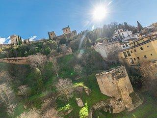 QH ALHAMBRA CENTER 2A (Albaicin, Alhambra)