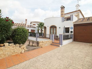 LF336 Three Bedroom Detached Villa, Algorfa