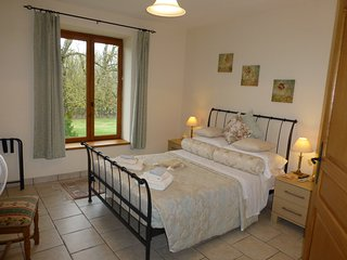 Rimbard Manor B&B - Princess Grace room