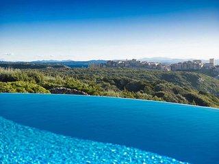 Mini villa F2 avec vue