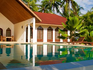 Garden Beach Zanzibar, South Villa- private villa fully serviced