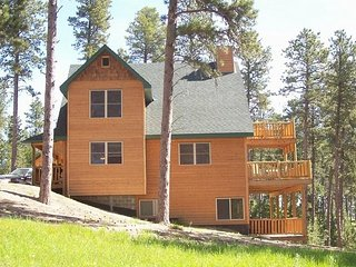 Beautiful Black Hills cabin (Big Sky) Vacation, Lead