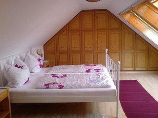 Gemütliche Ferienwohnung im Dachgeschoss, Grafenhausen
