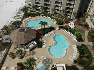 Owner Managed Beachfront 2 bedroom 2 bath condo, Panama City Beach
