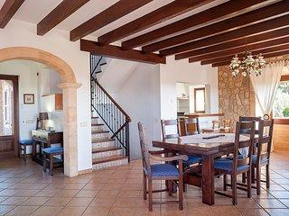 Sa Era Villa en Sant Llorenç 10+2