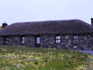 Fairy Glen Cottage, a magical thatched cottage on the Isle of Skye