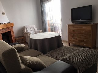 Bright house with 3 rooms and terrace, Alhama de Almería