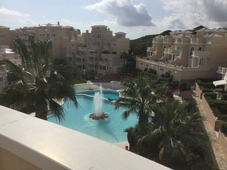 Apartment with wonderful sea view, Guardamar del Segura
