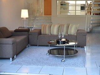 Großzügige Wohnung über 2 Ebene mit Gartenblick