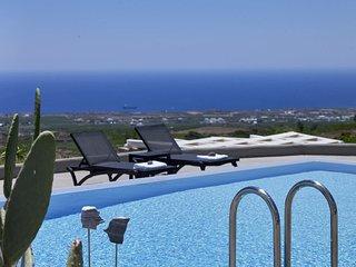 Villa Cleo in Santorini