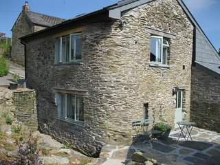 Wheel Cottage, former Mill recently renovated for 2 people. Dog friendly