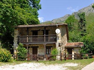 Apartamentos Rurales Río Aliso. Parque Nacional de los Picos de Europa, Llonín