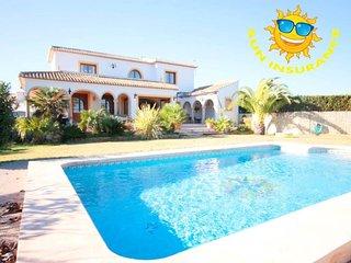 Villa in El Poble Nou de Benitatxell with Internet, Washing machine (352735), Teulada
