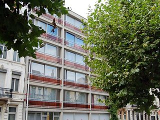 Studio apartment in Antwerp with Lift, Parking, Washing machine (405963), Amberes