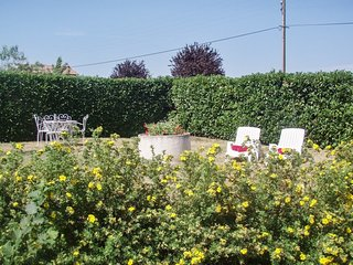 Villa in Charbonnier-les-Mines with Terrace, Internet, Parking, Washing machine, Moriat