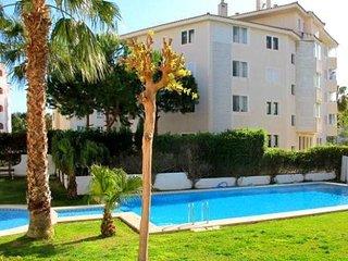 """Apartment a short walk away (184 m) from the """"Playa de Cap Blanc"""" in l'Alfàs del Pi with Internet, Washing machine (444136), L'Alfas del Pi"""