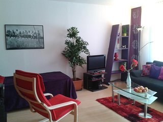 Apartment in Bad Bergzabern with Terrace, Lift, Parking, Washing machine (444451)