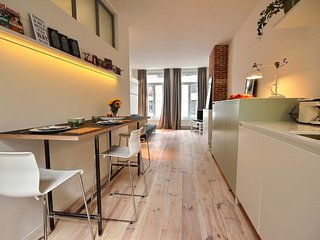Studio apartment in Brussels with Washing machine (445507)