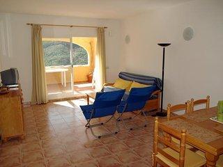 "Apartment a short walk away (318 m) from the ""Playa Llebeig"" in El Poble Nou de Benitatxell with Terrace (458721), Teulada"