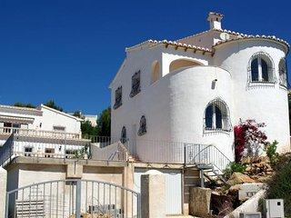 Mansion in El Poble Nou de Benitatxell with Terrace, Air conditioning, Internet, Parking (464034), Teulada