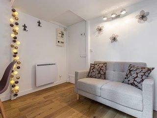 Studio cosy a Montorgueil