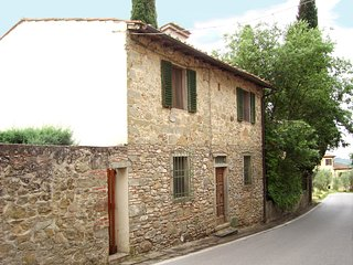 La Villetta - House and garden with spectacular mountain views, near Florence