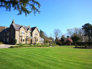 "Bod Hyfryd Hall - ""A magnificent and stylish country house!"""