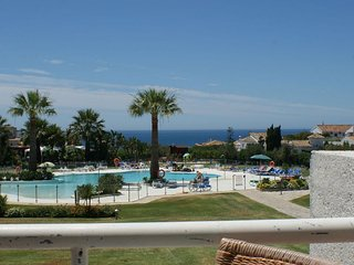 All Marble 2 Bedroom Apt in Costa Del Sol, Overlooking the Med, Mijas