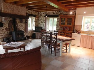 Holiday gite in the Dordogne, Abjat-sur-Bandiat