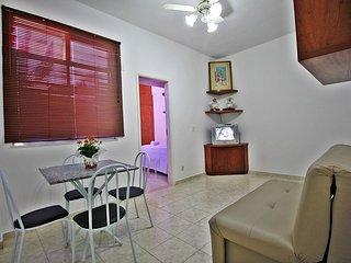 Comfortable and economical apartment in Copacabana U011