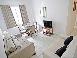 Comfortable two-bedroom apartment in Leblon - Rio de Janeiro D026